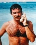 Selleck in 1981