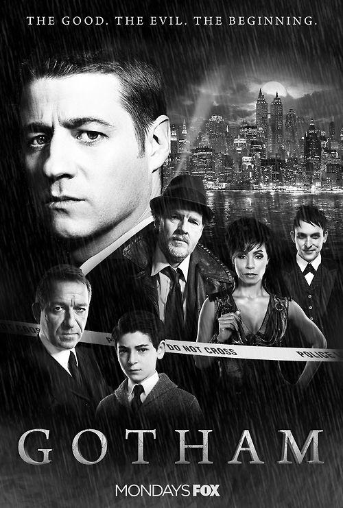 Gotham promo poster